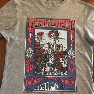 Grateful Dead Men's Tee Shirt Size L